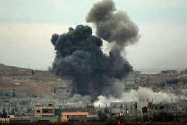 لوېديځه سوريه كښې د عراقي پوځ په بريد كښې د داعش 30 كمانډران وژلې شول