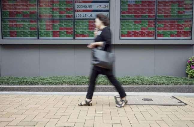 Tokyo stocks follow Wall Street higher 11 Jan 2019