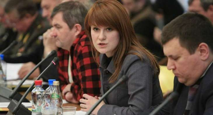 Russian Diplomats Visited Butina in US Prison, Talked on Phone With Makarenko - Embassy