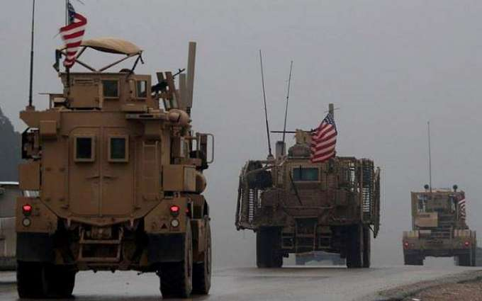First US Military Ground Equipment Withdrawn From Syria - Reports
