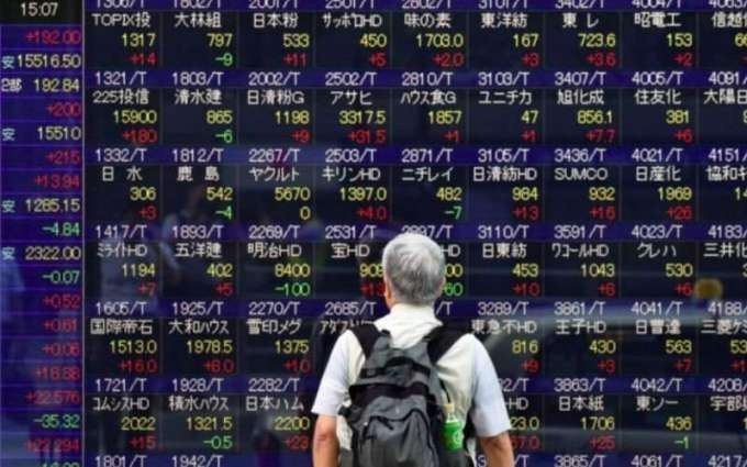 Tokyo shares rise after Wall Street rally 11 Jan 2019