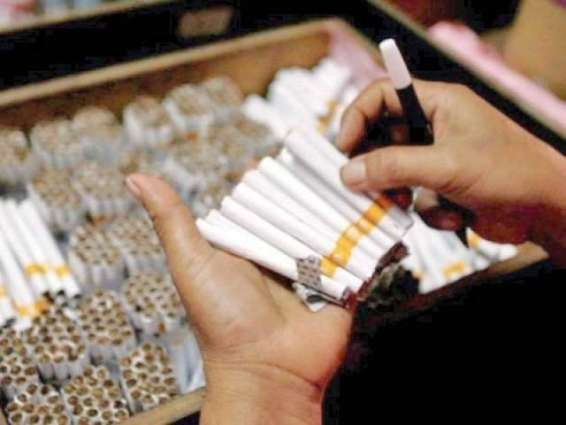Tax reform model to reduce cigarette consumption ratio by 42 percent