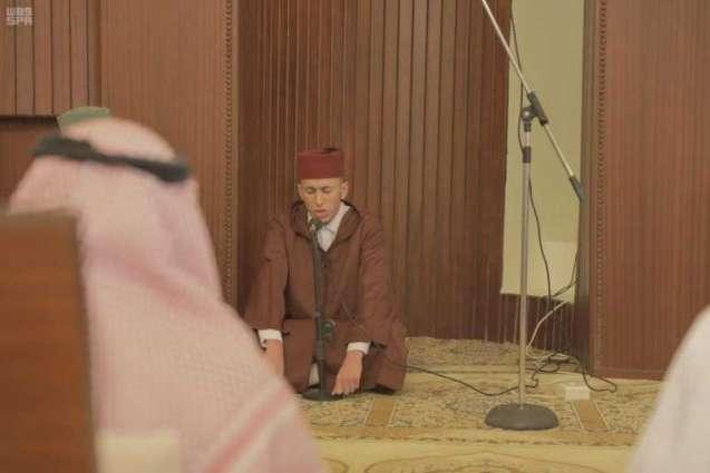 جامعة الطائف تدشن حلقات تحفيظ القرآن الكريم لطلاب المنح الخارجية