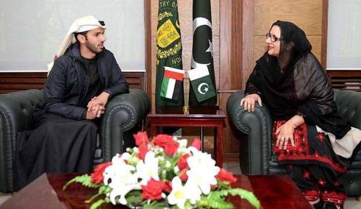 Pakistan defence products an effective solution for UAE's needs: Zubaida Jalal