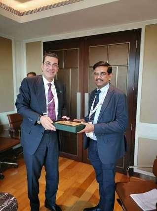 مجلس الأعمال السعودي الهندي يشارك في أعمال الدورة الـ 25 لقمة الشراكة بمدينة مومباي