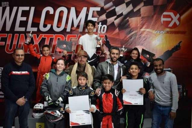 أحمد السيسي يتأهل لنهائيات بطولة SWS العالمية للكارتينج