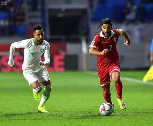 كأس آسيا 2019 : هتان با هبري أفضل لاعب في مواجهة السعودية ولبنان
