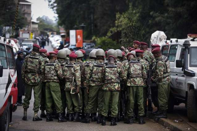 Kenya Red Cross Society Says 50 People Missing After