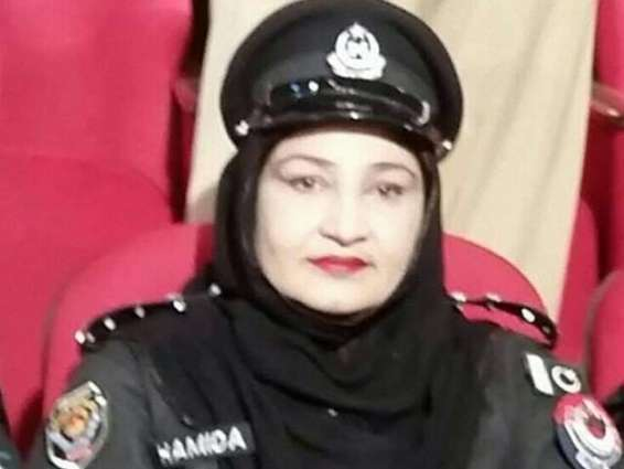 KP Govt Appoints First Female Police Officer In CTD | Pakistan Point