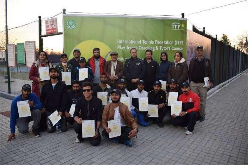 ITF Play Tennis Coaching & Tutor's Course (25-28 January, 2019