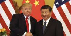 Trump Says to Meet China's Xi After Chinese Delegation Visits US Next Week