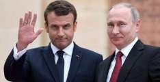 Putin Discussed Speeding Up Convening Syrian Constitutional Committee With Macron -Kremlin