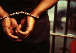 Man arrested for robbing his father-in-law's house
