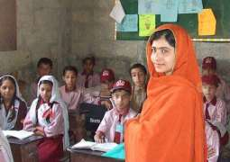 Land grabbers constructing shops on government school named after Malala