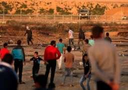 الاحتلال الاسرائيلي يعتقل 25 فلسطينيا بالضفة ويتوغل في غزة