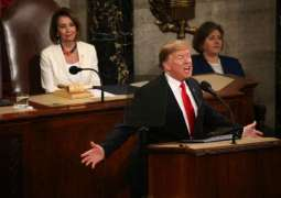 Trump in State of Union Address Pushes Peace Agenda, Boasts of US Military Buildup