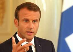 Macron May Call Referendum on EU Elections Day to Divert Public From Ruling Party's Losses