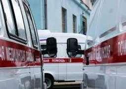 إصابة أكثر من 20 شخصا نتيجة لاصطدام حافلة بشاحنة في نيجني نوفغورود الروسية