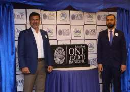 BankIslami Introduces 'OneTouch Banking'a Complete Biometric Banking Solution for the First time in Pakistan