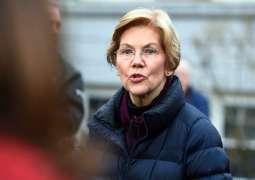 US Democratic Sen. Elizabeth Warren Officially Announces 2020 Presidential Bid