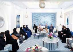 UAE Gender Balance Council hosts gathering for Christine Lagarde