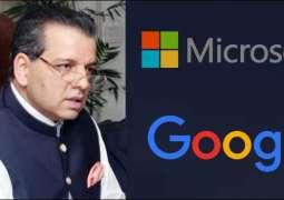 Punjab govt invites Microsoft, Google to introduce certifications for school kids