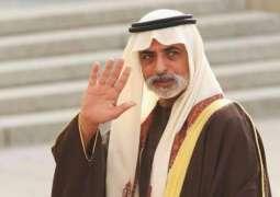 Nahyan bin Mubarak visits 'Museum of the Future'