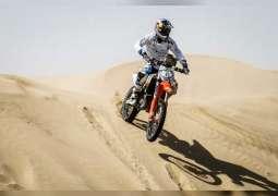 بطولة كأس العالم للراليات تعود إلى صحراء الإمارات مارس المقبل