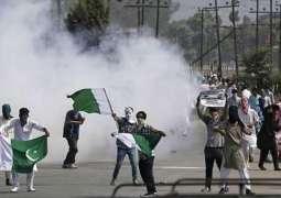 Unfaltering Turkish support for oppressed Kashmiris reiterated