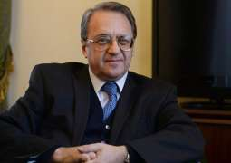 Russia's Bogdanov, Palestinian Lawmaker Discuss Intra-Palestinian Divide - Moscow