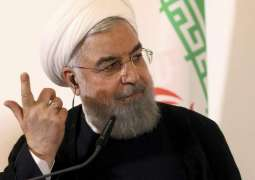 Iranian President Rouhani Says US Must Reconsider Its Middle East Policy