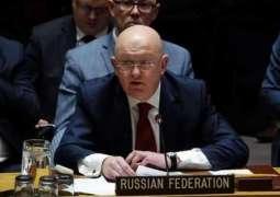 Russia Wants to Exclude Any Military Scenario in Venezuela - Vassily Nebenzia