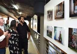 Andrei Stenin International Press Photo Contest Opens Exhibition in Prague