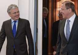 Russian, Belgian Foreign Ministers Discuss Situation Around Council of Europe - Statement