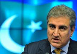 Foreign Minister Shah Mahmood Qureshi denounces India for accusing Pakistan without evidence in Pulwama attack--Says Indian wish to diplomatically isolate Pakistan will never come true