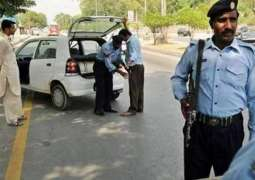 998 criminals held, looted items worth Rs 75.6m recovered during last 30 days: Islamabad police