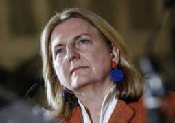 EU Made Decision on Russia Sanctions Over Kerch Strait Incident- Austrian Foreign Minister Karin Kneissl
