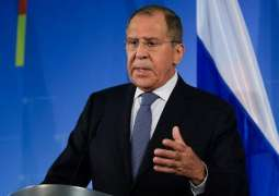 Lavrov Stresses Need to Promote Dialogue in Venezuela Instead of Giving Ultimatums