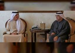 RAK Ruler briefed about health ministry's strategy