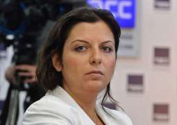 Simonyan Says Facebook Accounts Blocked Over Ties to RT Sign of Geopolitical Confrontation