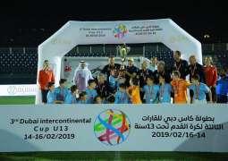 Celta Vigo down Juventus to win Dubai U13 Intercontinental Cup