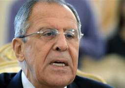 Lavrov Calls for Transparency of Actions in Relation to Militants in Syria