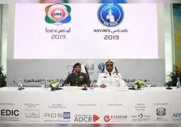 UAE Armed Forces awards deals worth more than AED12 billion on Day 1 and Day 2 of IDEX, NAVDEX 2019