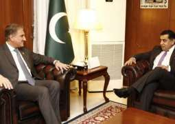 UK Minister Lord Tariq Ahmad concludes visit to Pakistan