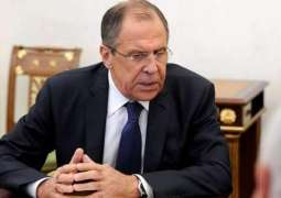 Lavrov to Meet Zambia's Foreign Minister in Moscow on Wednesday