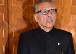 Govt. committed to expediting business growth, export oriented policies: President Arif Alvi