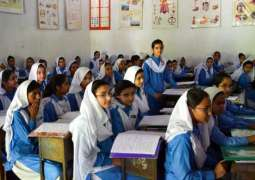 Swabi schools witness 31pc increase in enrolment rate after UNHCR's intervention