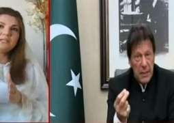 Pakistanis troll Reham Khan for criticizing Prime Minister Imran on Indian media