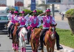 UAE paper hails efforts of Pink Caravan Ride