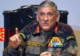 Indian army chief wants to attack Pakistan without warning